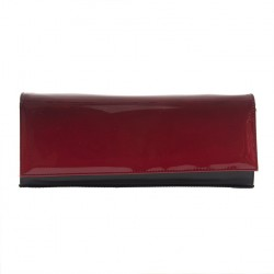 Bag clutch, Luxury, Red, leather