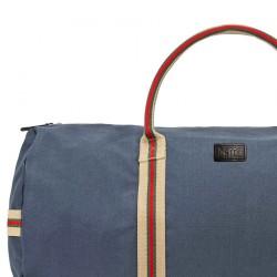 Bolso de mano, Hermes tela Azul