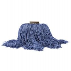 Clutch-tasche, Cinzia d ' Azur, In satin