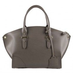 Shoulder bag, Alyssa Brown, leather