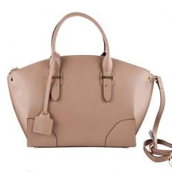 Bolsa de ombreiro, Alyssa Beis, coiro
