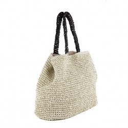 Bolsa de ombreiro, Leonarda Beis, algodón