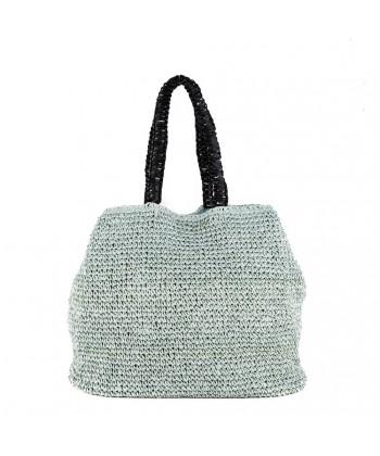 Shoulder bag, Popular Blue, cotton