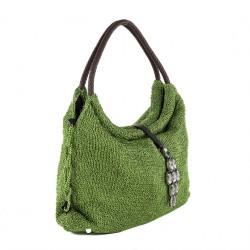 Bolsa de ombreiro, Joanna Verde, algodón