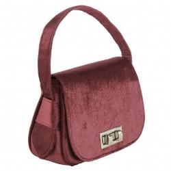Handtasche, Belina rot, samt