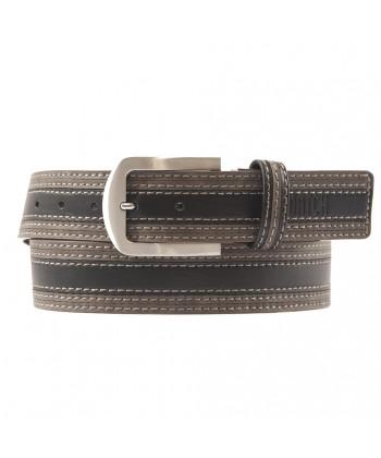 Cinturó de seguretat, Lorenzo Negre, pell, casual