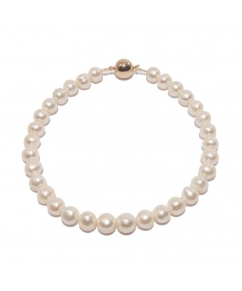 Halskette, Angelina, perlen und silber, made in Germany, limited edition