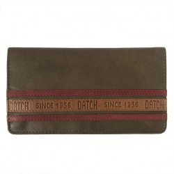 Port tobacco, Niki green, genuine leather