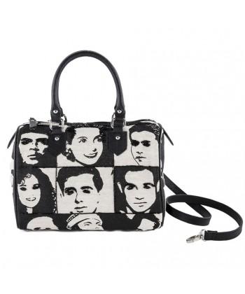 Handtasche, Beatrix Schwarz, stoff