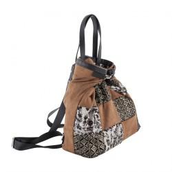 Handtasche, Sophie Braun, stoff