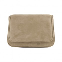 Bag clutch, Eugenia Brown, faux leather