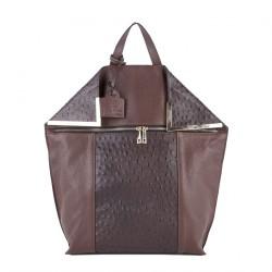 Tasche, rucksack, Filippa Braun, leder