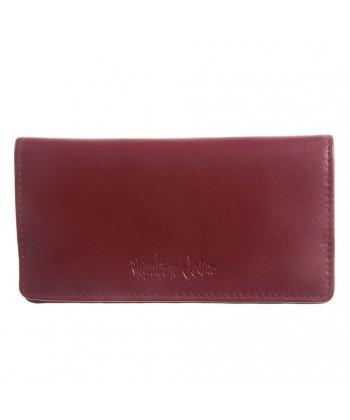 Port tobacco, Oliver Red, genuine leather