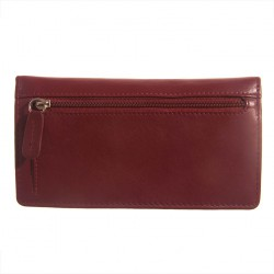 Port tobacco, Oliver Red, genuine leather