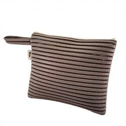 Bag clutch, Lisbon Grey sympatex