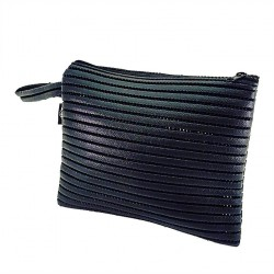 Bag clutch, Lisbon Black sympatex