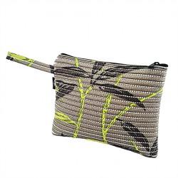 Bag clutch, Lisbon Leaves, sympatex