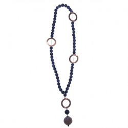 The necklace, Edith, made in Italy, limited edition