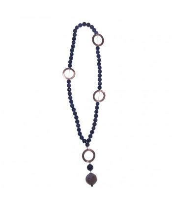 Le collier, Edith, fabriqué en Italie, édition limitée