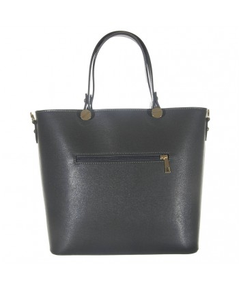 Bag in hand, Veronica Grey, leather