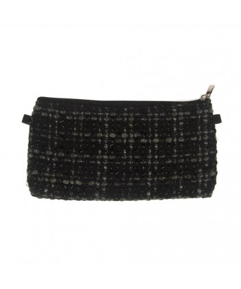 Bolsa de embrague, Concetta Negro Boucle, Sympatex