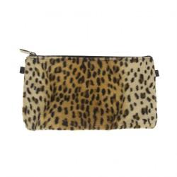 Bolsa de embrague, Concetta Leopardo Negro, Sympatex