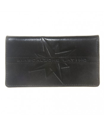 Port tobacco, Chet Black, genuine leather