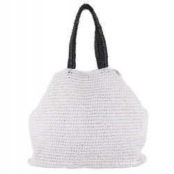 Shoulder bag, Popular White cotton