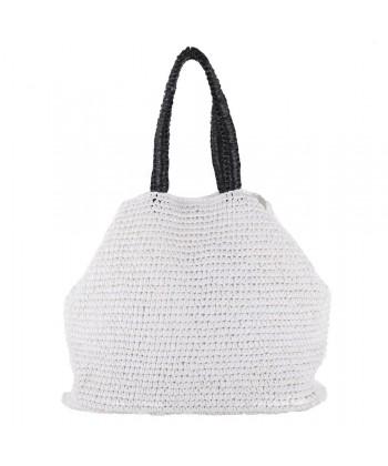 Bolsa de ombreiro, Popular de algodón Branco