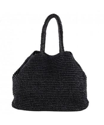 Bolsa de ombreiro, Popular Negro, algodón