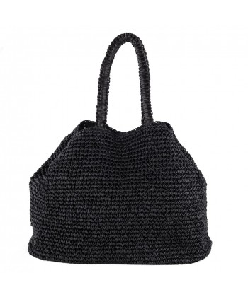 Shoulder bag, Popular Black, cotton