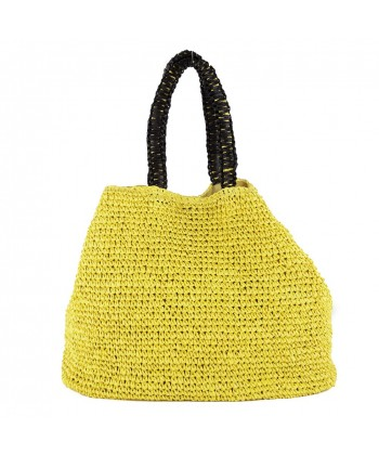 Shoulder bag Popular Yellow, cotton