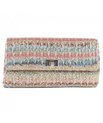 Bag clutch, Ferdi Beige, cotton