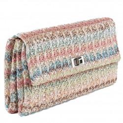 Bag clutch, Ferdi Beige, cotton