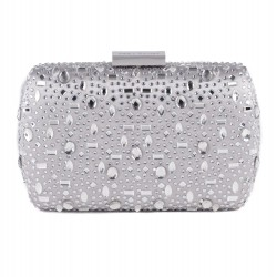 Bag clutch, Marika Silver, fabric