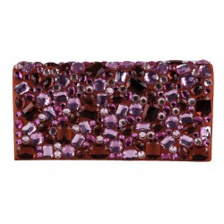 Borsa clutch, Ursula Rossa, in ecopelle