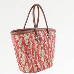 Hand bag Zelinda, straw
