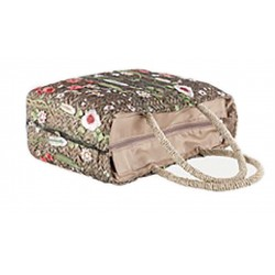 Handtasche, Elma, stroh