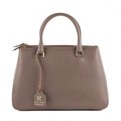Man saco, Egle Beis, coiro, feitos en Italia