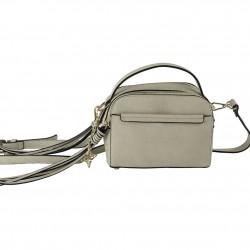 hand bag/shoulder strap Energi in faux leather beige