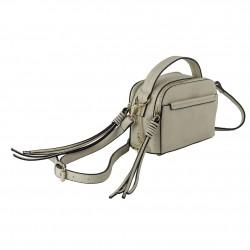 handtasche/umhängetasche Energi in kunstleder beige