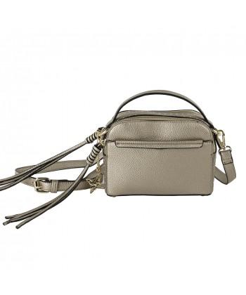 Shoulder bag Energi faux leather gold