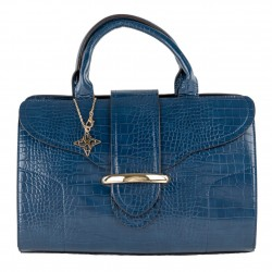 Bag clutch, Concetta Gray Plaid Green, Sympatex