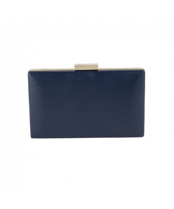 Borsa clutch,Marusca beige, in ecopelle