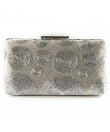 Bag clutch, Gemma Gray, fabric, and lace