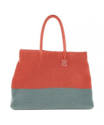 Handtasche, Desire, rosa, baumwolle