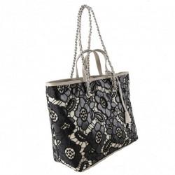 Bolsa de ombreiro, Amado negro, tecido