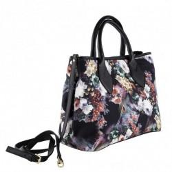 Handtasche, Eliana blumen, neopren