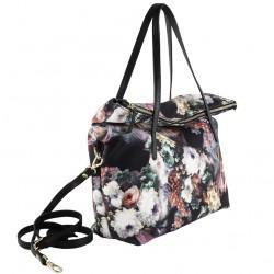 Handtasche, Elda blumen, neopren
